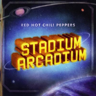 Red Hot Chili Peppers - Stadium Arcadium CD1
