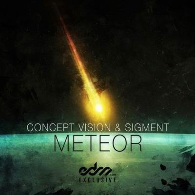 Concept Vision & Sigment - Deserted (Original Mix)