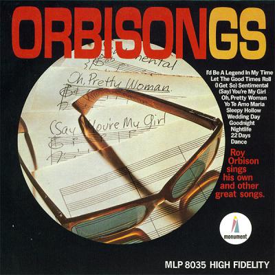 Roy Orbison - Orbisongs