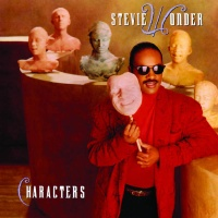 Stevie Wonder - Characters (Album)