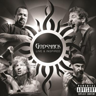 Godsmack - Live & Inspired. CD1.