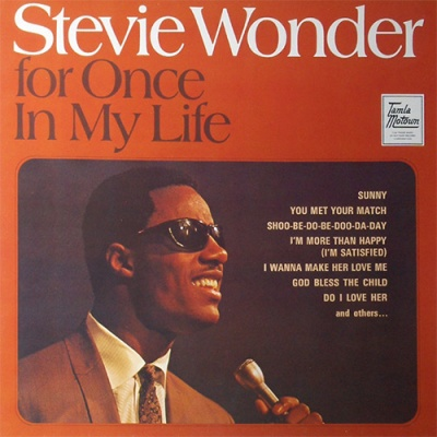 Stevie Wonder - For Once In My Life (Album)
