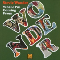 Stevie Wonder - Where I'm Coming From (Album)