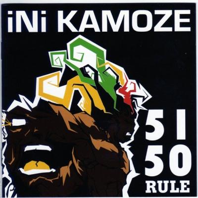 Ini Kamoze - 51 50 Rule