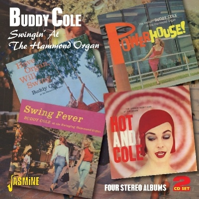 Buddy Cole
