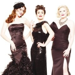 The Puppini Sisters - Heart of Glass