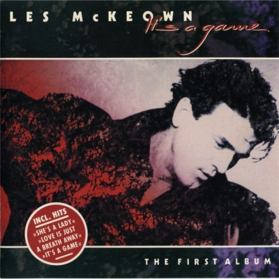 Les McKeown - It's A Game (Album)
