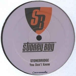 StoneBridge - You Don't Know