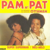 Pam N' Pat - Super Superman (France) (Single)