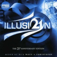 Chanel - DJ Wout & DJ Christophe ‎– Illusion The 21st Anniversary Edition