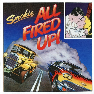 Smokie - All Fired Up! (Album)