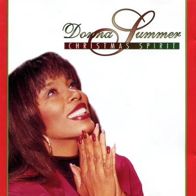 Donna Summer - Christmas Spirit (Promo)
