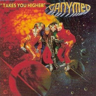 Ganymed - Takes You Higher (Album)