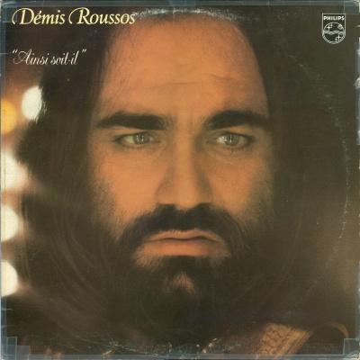 Demis Roussos - Ainsi Soit-Il (Album)
