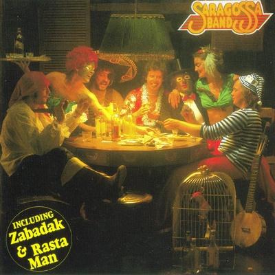 Saragossa Band - Saragossa (Album)