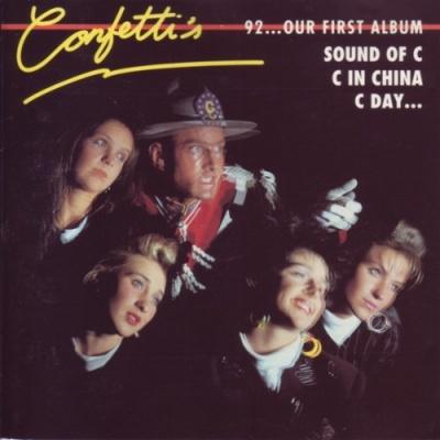 Confetti's - 92 ... Our First Album (Album)
