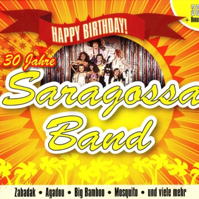 Saragossa Band - Happy Birthday CD3 (Album)