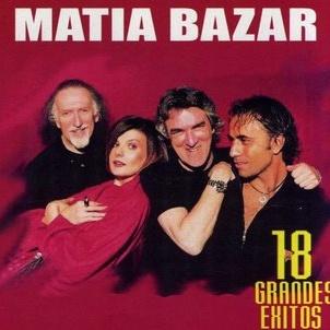 Matia Bazar - Grandes Exitos