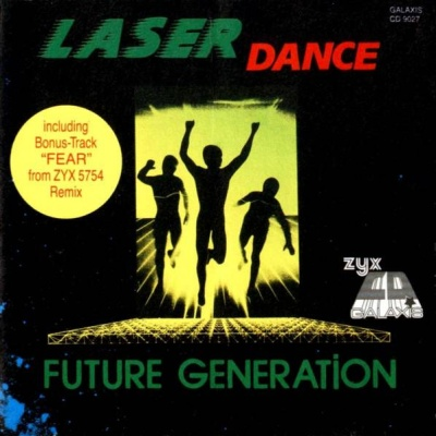 Laserdance - Future Generation (Album)