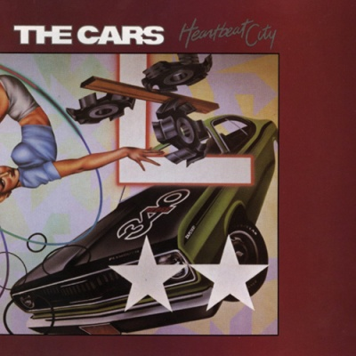 The Cars - Heartbeat City (Album)