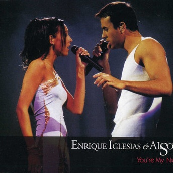 Enrique Iglesias - You're My Number 1 (Single)