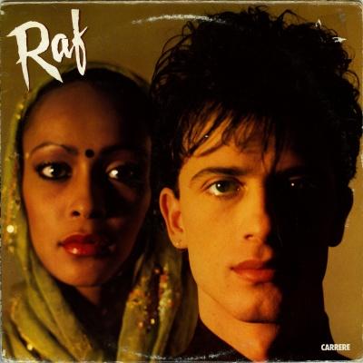 RAF - Change Your Mind (LP)