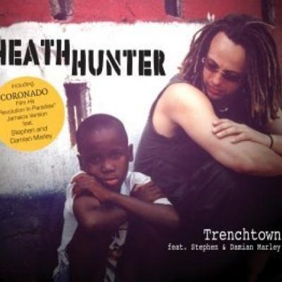 Heath Hunter & The Pleasure Company - Trechtown (Album)