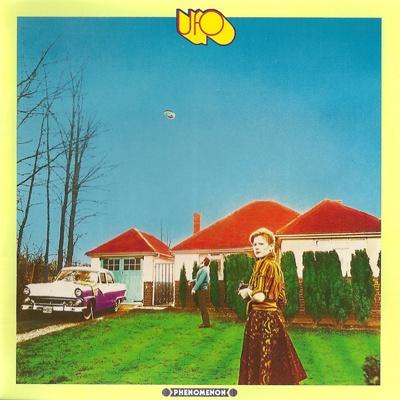 UFO - Phenomenon (Album)