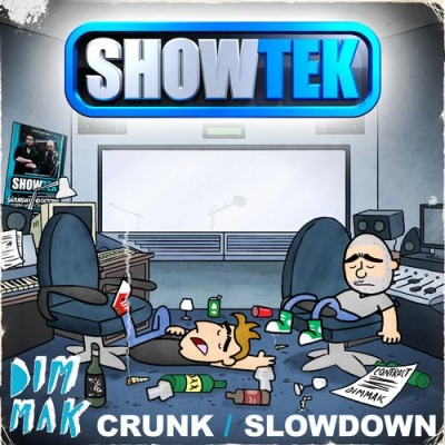 Showtek - Crunk (Original Mix)