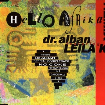 Dr. Alban - Hello Afrika (Remix) (Single)