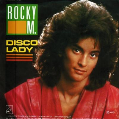 Rocky M - Disco Lady (Compilation)