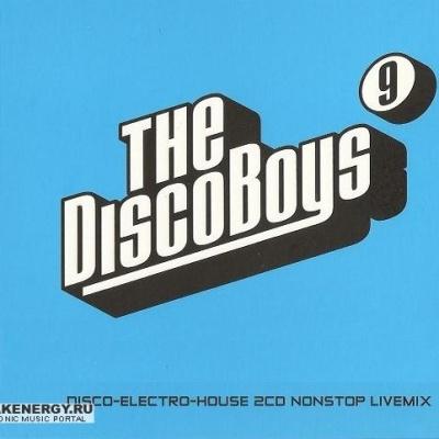The Disco Boys - The Disco Boys Vol.9 (Compilation)