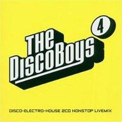The Disco Boys - The Disco Boys Vol. 4 CD2 (Compilation)