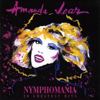 Amanda Lear - Nymphomania - 20 Greatest Hits