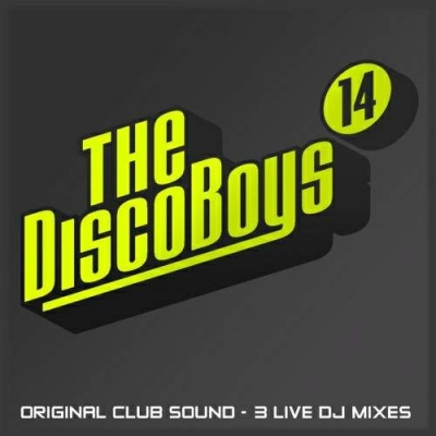 The Disco Boys - The Disco Boys Vol.14 CD2 (Compilation)