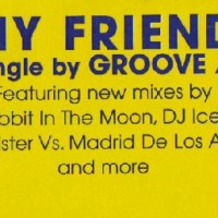 Groove Armada - My Friend Vinyl (Single) (Single)