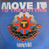 Technotronic - Move It To The Rhythm (Single)