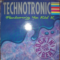 Technotronic - Rockin' Over The Beat (UK) (Single)