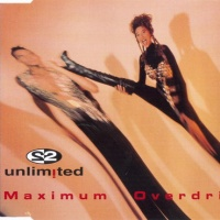 2 Unlimited - Maximum Overdrive (Single)