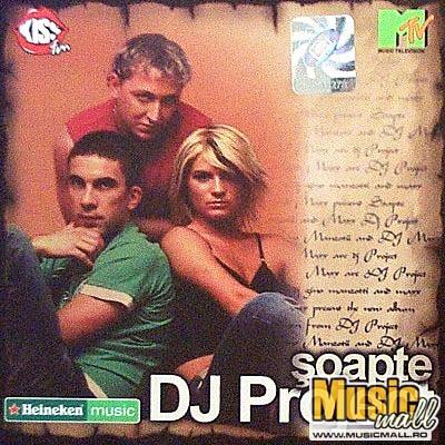 DJ Project - Soapte (CD1) (Album)