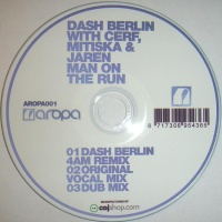 Dash Berlin - Man On The Run (Album)