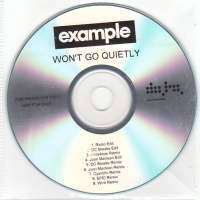 Example - Won't Go Quietly (Promo)