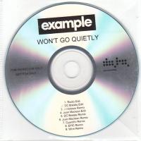 - Won't Go Quietly (Promo)