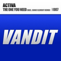Activa - The One You Need (Single)