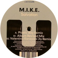 M.I.K.E. - Salvation (Plastic Boy Remix)