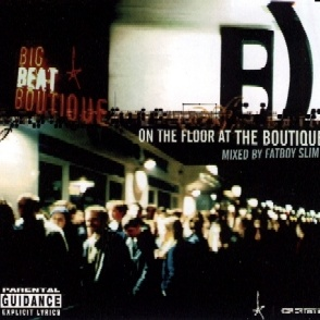Fatboy Slim - On The Flour at the Boutique