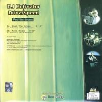 DJ Activator - Masterpiece EP Vinyl