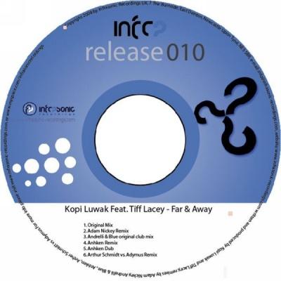 Tiff Lacey - Far & Away (Single)