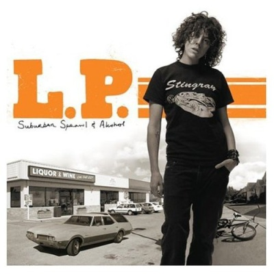 LP - Suburban Sprawl And Alcohol (Album)
