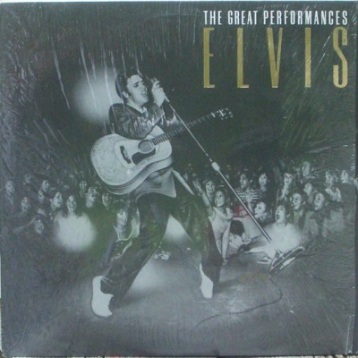 Elvis Presley - The Great Performances (Album)